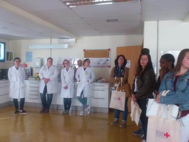 Visita de estudo à Escola Superior de Saúde da Cruz Vermelha ... 47eb3dd0a7c2c