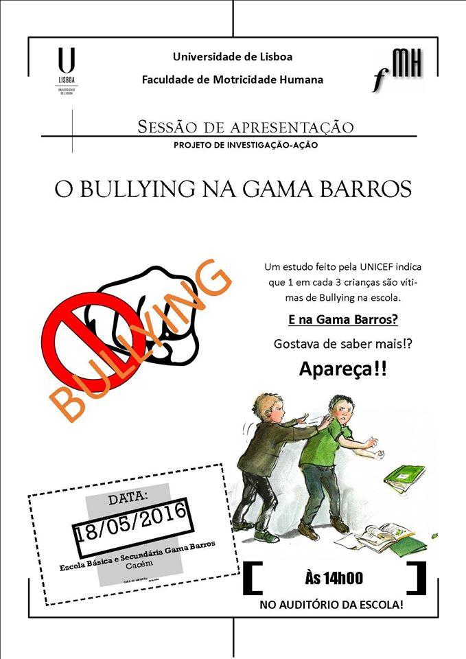 Bullying Gama BarrosA