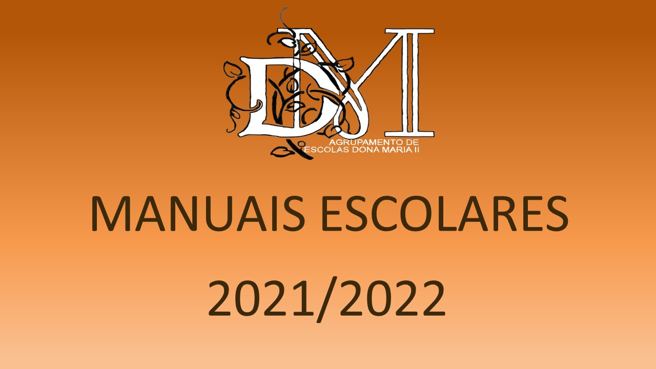 Manuais 2014-2015